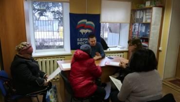 Рабочая встреча с инициативной группой по вопросу  строительства трамвайной линии по ул.Московская.