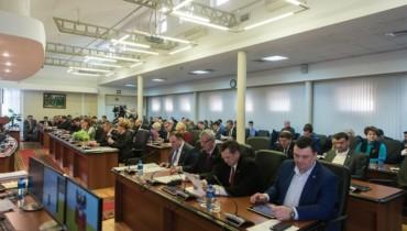 Комитет городской Думы Краснодара получил новые полномочия