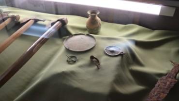 Археологические находки черных копателей передали музею Фелицына в Краснодаре