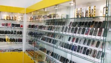 В краевой столице ограблен салон сотовой связи