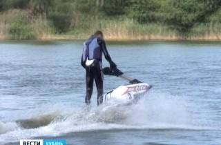 Чемпионат ЮФО по аквабайку прошел в Павловском районе