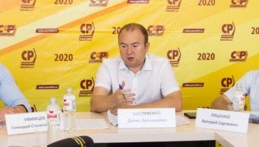 Денис Хмелевской: «Мы объединяем, а не разъединяем людей!»