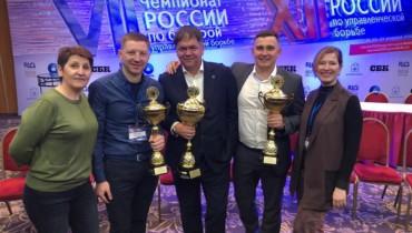Во всероссийском чемпионате по управленческой борьбе победил краснодарец