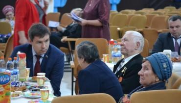 Владимир Бутенко поддержал акцию «Навстречу году 75-летия Великой Победы»