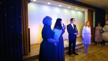 Алексей Тыщенко поздравил с новым годом жителей комсомольского микрорайона