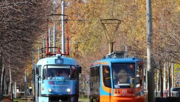 Из-за аварий на дорогах Краснодара трамваи простояли 2000 часов