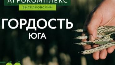 Интернет-магазин «Агрокомплекс Выселковский» втрое увеличил объёмы продаж во время пандемии