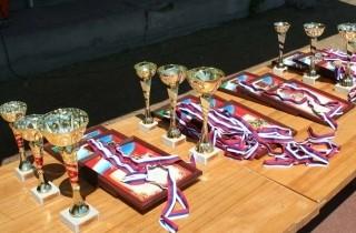 Кубанская команда заняла 3 место на соревнованиях по спасательному спорту