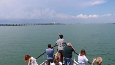 Новые морские экскурсии открылись на Азово-Черноморском побережье Кубани