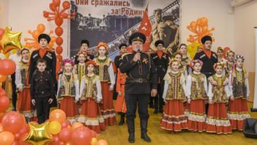 Член Совет молодых депутатов Мария Царевская посетила окружное мероприятие