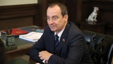 Юрий БУРЛАЧКО: «Нам предстоит большая работа по усилению мер социальной поддержки граждан и развитию экономики региона»