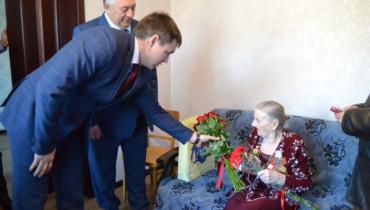 Освободительнице Краснодара присвоили звание «Почетный гражданин Краснодара»