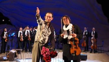 Юрий Башмет запустил программу поддержки музыкантов