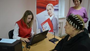 Мобильный центр здоровья посетил Карасунский округ