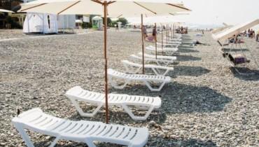 Лучший муниципальный пляж выбрали в Сочи