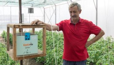 Сергей Корпачев, благодаря необыкновенному трудолюбию поставил на ноги свое крестьянско-фермерское хозяйство