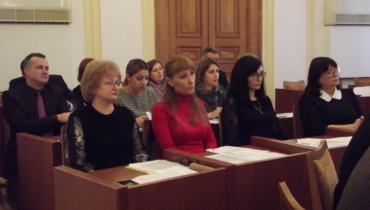 Депутат городской Думы Краснодара Р.С. Лузинов  принял участие в обсуждении предложения по изменению порядка предоставления земельных участков многодетным семьям.