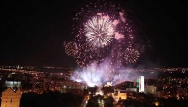 Жителей Еревана накормят фейерверком