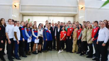 Алексей Езубов: Надо предлагать молодежи Кубани конструктивную политическую повестку