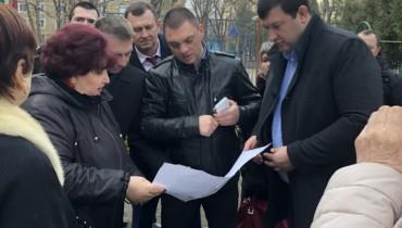 Состоялась встреча жителей избирательного округа №12 по вопросу благоустройства территории в районе бульвара «Сормовский»