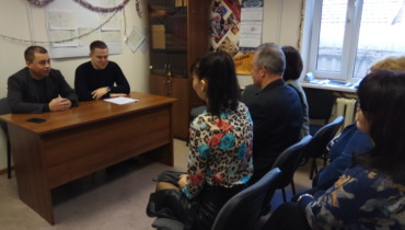 «Круглый стол» с секретарями первичных отделений партии «ЕДИНАЯ РОССИЯ