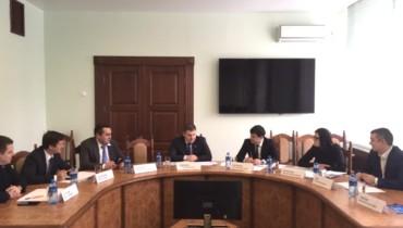 В Краснодаре состоялось межведомственное совещание по вопросу строительства поликлинического центра