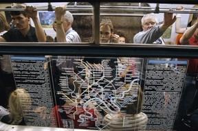 Очередной сбой произошел сегодня в московском метро