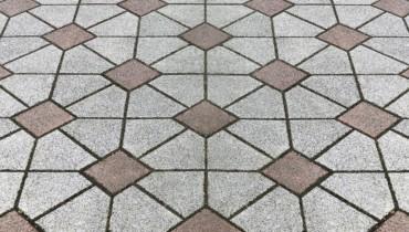 Вторсырье для тротуара