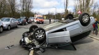 В ГИБДД рассказали о причинах аварий на кубанских дорогах