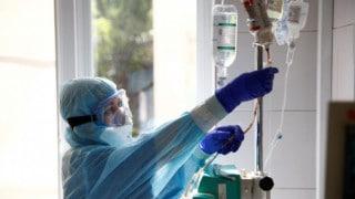 На Кубани за сутки умерли 15 ковид-больных