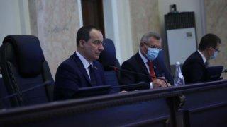 На сессии ЗСК рассмотрены изменения избирательного законодательства в регионе