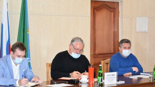 На новогодних каникулах депутат Госдумы РФ Константин Затулин встретился с жителями трех кубанских муниципалитетов