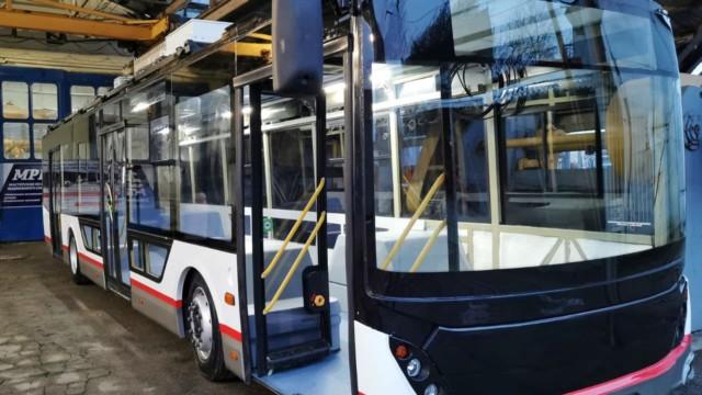 В Краснодаре будут собирать новые троллейбусы