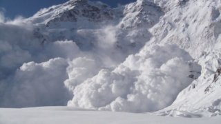 МЧС продлило экстренное предупреждение по лавиноопасности на Кубани до 23 февраля