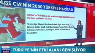 Турецкое телевидение объявило Кубань территорией Османской империи