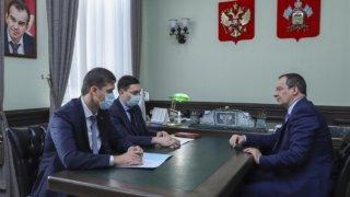 В ЗСК обсудили перспективы развития IT-отрасли на Кубани