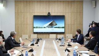 Сергей Галицкий представил краснодарцам проект реконструкции кинотеатра «Аврора»