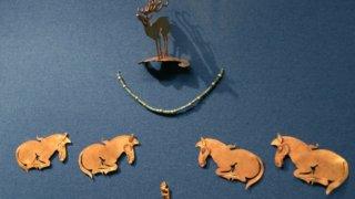 Крымские музеи судятся с Украиной из-за скифского золота