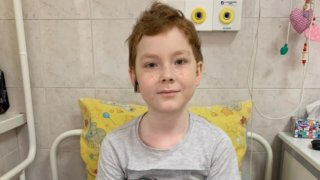 Жители Кубани могут спасти жизнь девятилетнему мальчику с диагнозом лейкоз