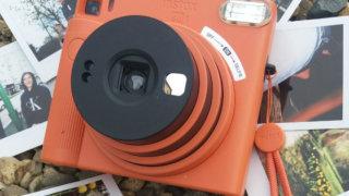 Камера моментальной печати Instax SQ1 — находка для настоящих ценителей линейки