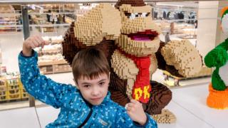 Тадж Махал, Мона Лиза и бэтмобиль из LEGO: выставка «Мир кубиков» теперь и в Краснодаре