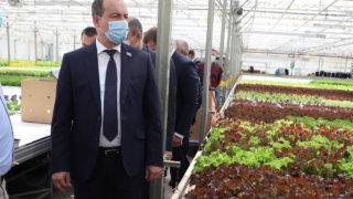 Юрий Бурлачко: Покупать качественную и полезную продукцию должны как можно больше гостей и жителей Кубани