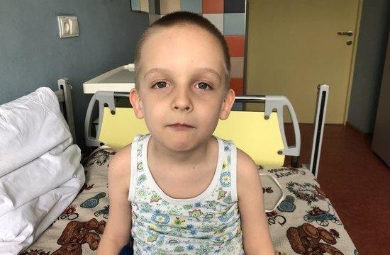 Шестилетнему мальчику из Адыгеи с диагнозом СМА необходимо кресло за 177 миллионов