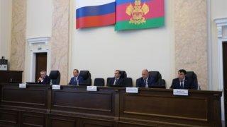 В ЗСК состоялось собрание Совета молодых депутатов Кубани