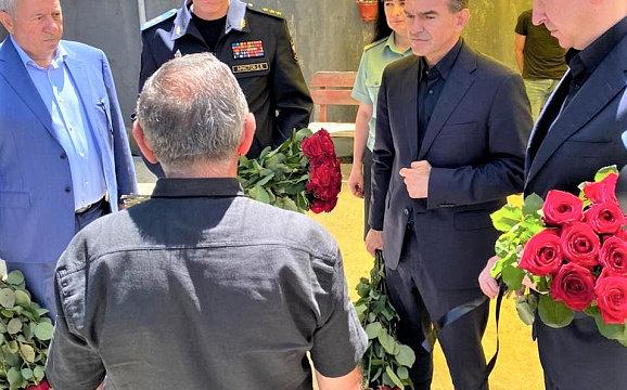 Вениамин Кондратьев выразил соболезнования семьям судебных приставов, погибших в Сочи