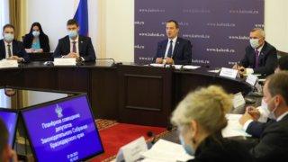 Депутаты ЗСК обсудили работу спортивных учреждений региона