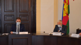 В ЗСК рассмотрят закон об уточнении границ Приморско-Ахтарского района