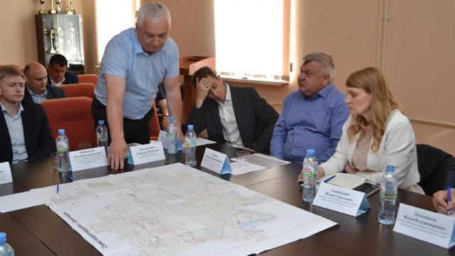 Депутаты ЗСК обсудили вопросы развития инфраструктуры поселка Новознаменского