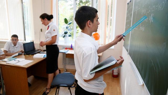 На Кубани 11 школ и 12 детских садов претендуют на статус казачьих образовательных учреждений