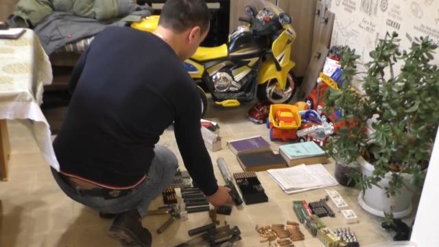Житель Новороссийска задержан за хранение самодельного оружия